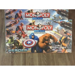 MONOPOLY - HEROES