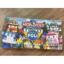 MONOPOLY - ROBOCAR POLI