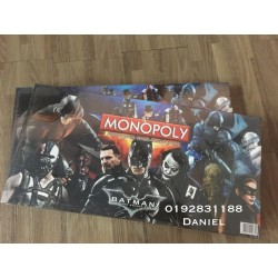 MONOPOLY - BATMAN