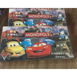 MONOPOLY - CARS