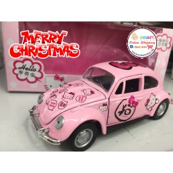 VW Vintage Beetle - Hello Kitty Theme