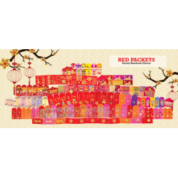 Customize RED PACKET - 5000pcs