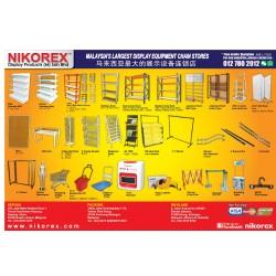 [HOUSEHOLD] Nikorex Display Products (M) Sdn Bhd