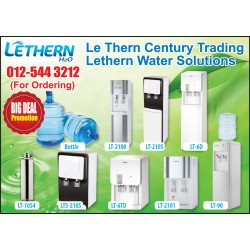 [WATER FILTER] LETHERN WATER SOLUTIONS - 012 544 3212