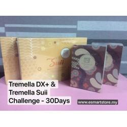 TREMELLA 30DAYS CHALLENGE - DX+ & Suii