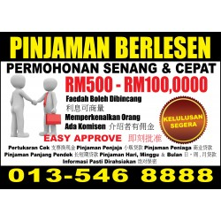 FINANCE - Nic Centery Enterprise 013 - 546 8888