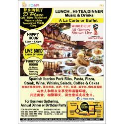 [CAFE] - D'Place Western Cuisine 03-33582798