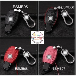 Mercedes Benz Premium Key Chain Cover - 2 Button