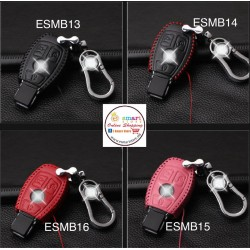Mercedes Benz Premium Key Chain Cover - 3 Button