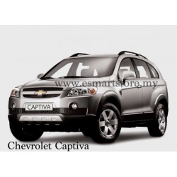 Chevrolet Captiva - GROOVY SUNSHADE