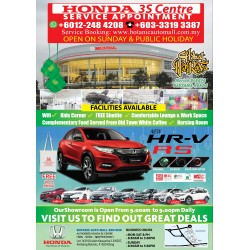 [MOTORCAR] Botanic Auto Mall Sdn Bhd 03 3319 3387