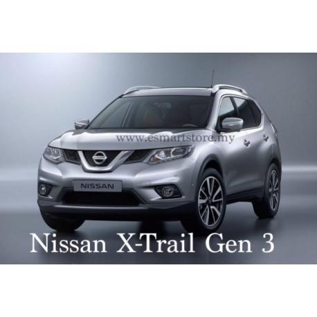 Nissan X-TRAIL - GROOVY SUNSHADE