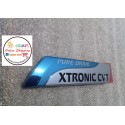 Nissan X-TRAIL - XTRONIC CVT BADGES