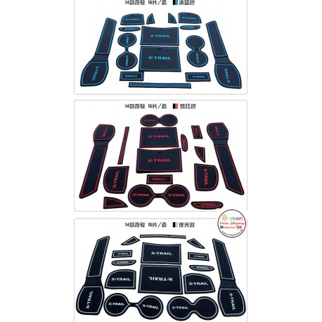 Nissan X-TRAIL - ANTI SLIP RUBBER