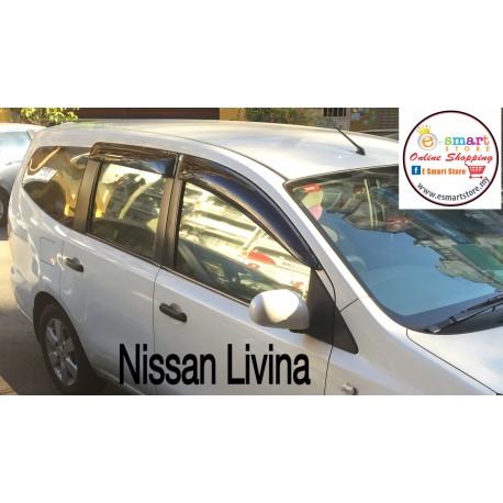 Door Visor All Nissan E Smart Store