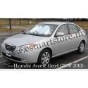 Hyundai Avante GEN4 - GROOVY SUNSHADE