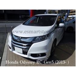 Honda Odyssey - GROOVY SUNSHADE