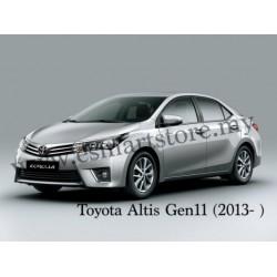 Toyota Altis - GROOVY SUNSHADE